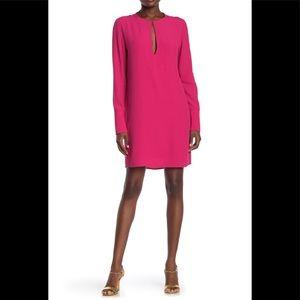 NWT Equipment Bonnie Long Sleeve Dress
